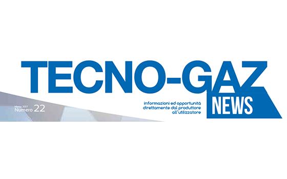 Tecno-Gaz News n°22 – Volantino Marzo 2017