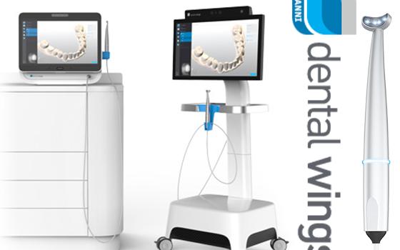 In Arrivo lo Scanner 3D di Dental Wings