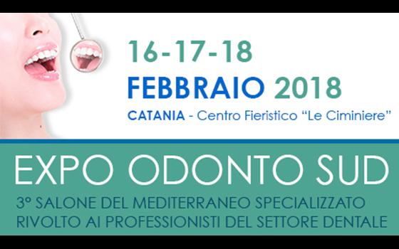 EXPO Odonto Sud 2018 – Catania