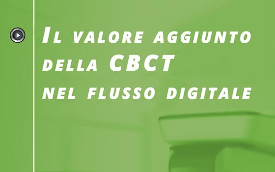 """Corso """"Il Valore Aggiunto della CBCT nel Flusso Digitale"""""""