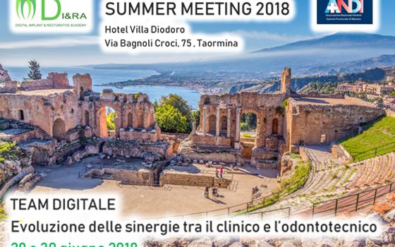 Summer Meeting 2018